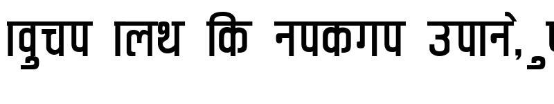 Preview of Anuradha Regular