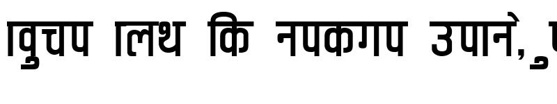 Preview of CV Anuradha Regular