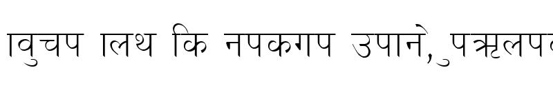 Preview of Kanchan Regular