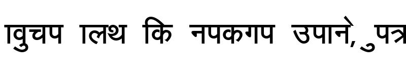 Preview of Manju Bold